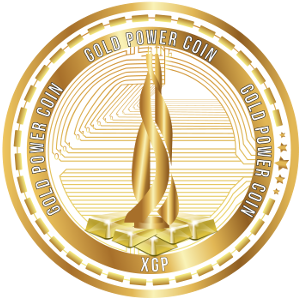 Gold Power Coin